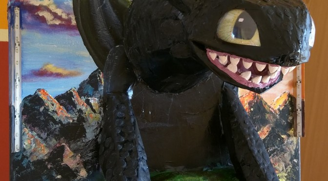 Toothless (Final)