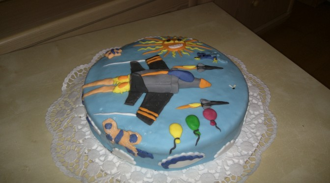 Jet Cake