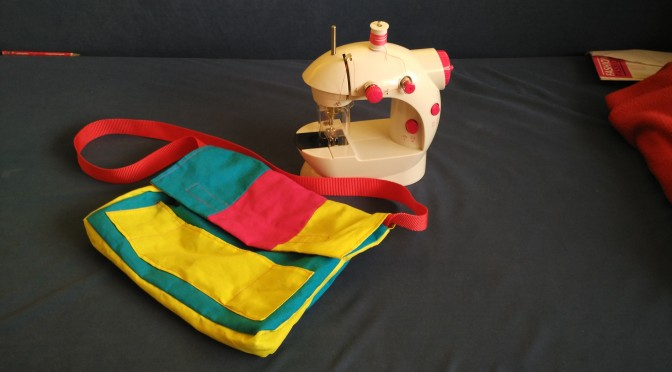 Handbag sewing