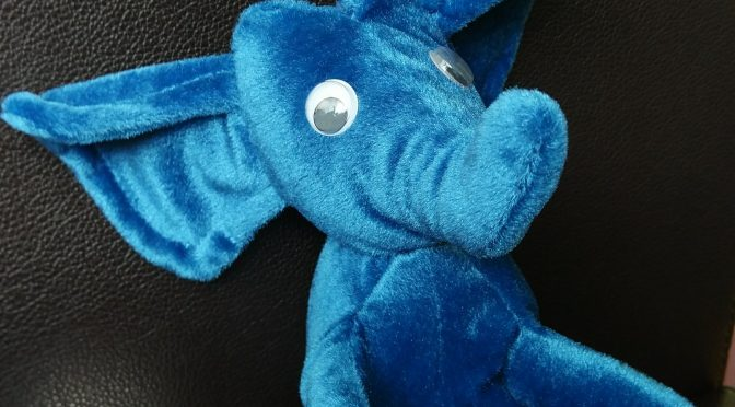Elefant sewing
