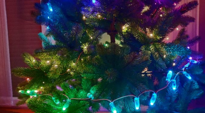 Christmas tree – Arduino Leds